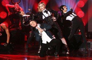 Madonna; Ellen DeGeneres